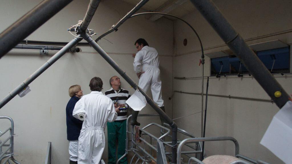 Evitar Contaminacio Electromagnetica Albesa 8 VEEMA Animal System