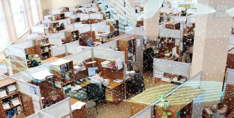 Espacios de trabajo saludables