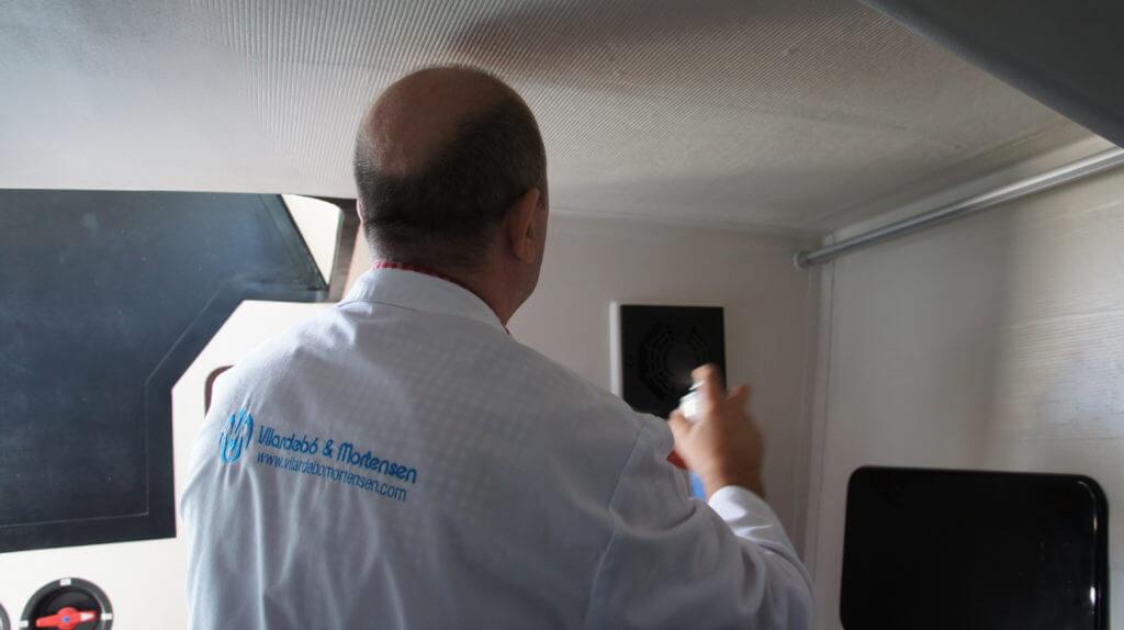 reducir contaminacion electromagnetica Sailone Mundus 20 VEEMA Human System