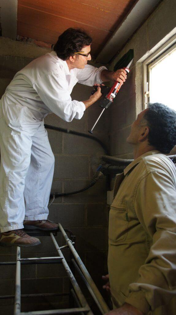reducir contaminacion electromagnetica cabales 5 VEEMA Animal System