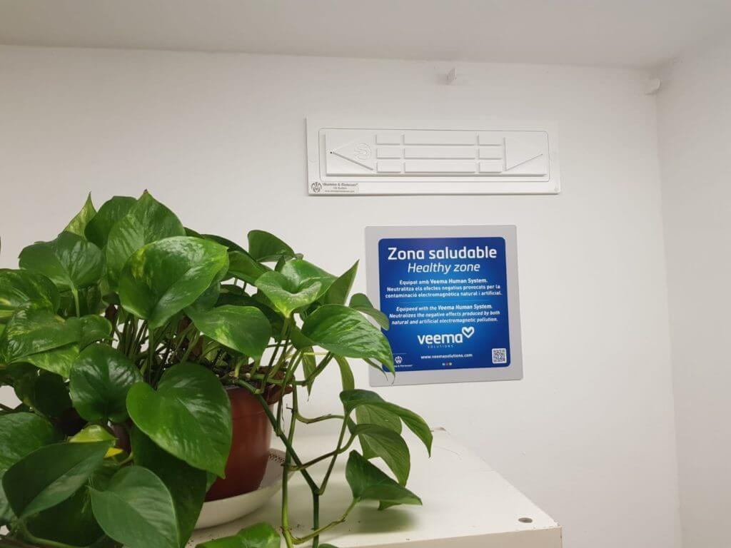 reducir contaminación electromagnetica